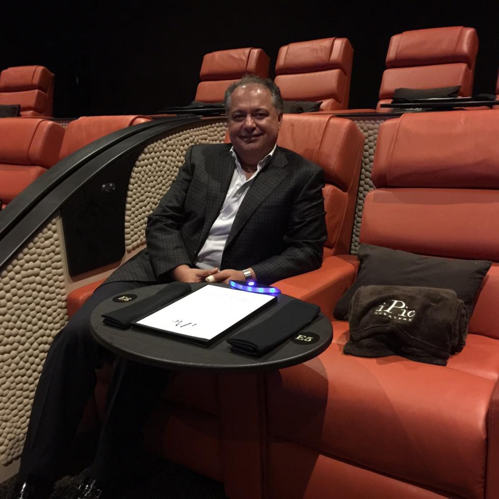 News, Shelby, iPic Theater, Oct. 2015, Hamid Hashemi