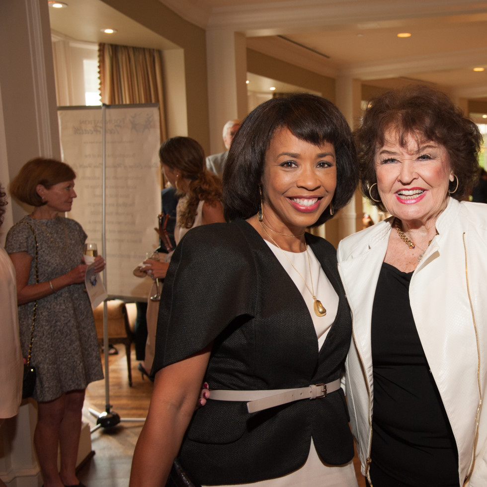 News, shelby, Foundation for Teen Health luncheon, Oct. 2015, Gina Gaston, Warner Roberts