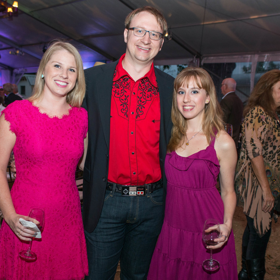 News, shelby, Nature Conservancy gala, Oct. 2015, Rachel Wilson, Jonathan Parker, Hannah Ricks