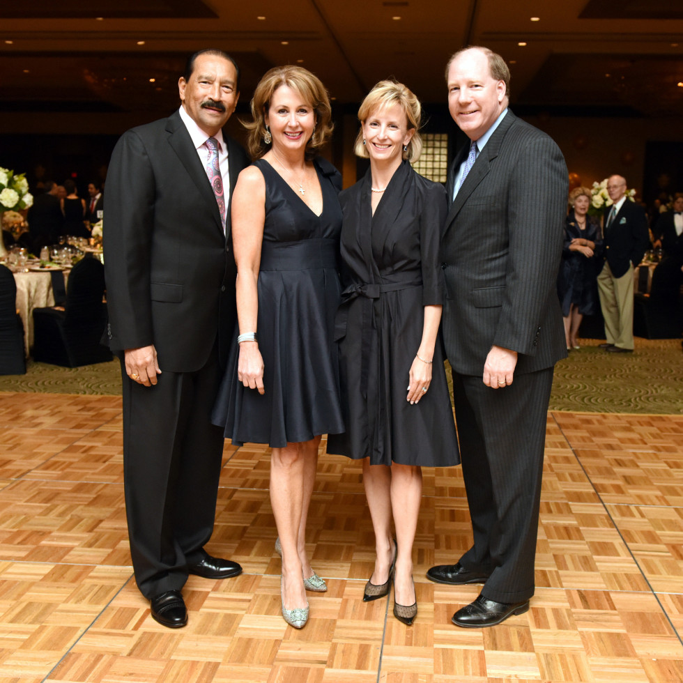 Houston, SER job for progress, October 2015, Michael and Ileana Trevino, Christine and David M Underwood Jr.
