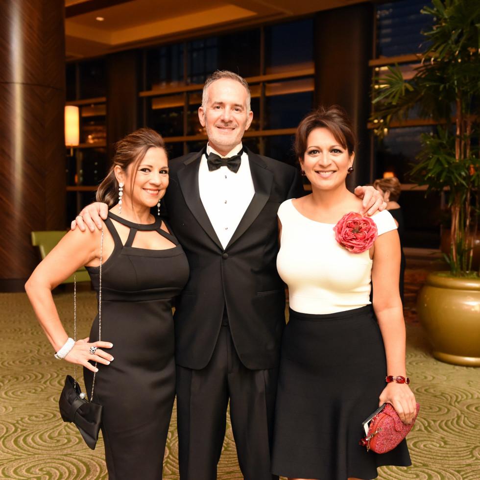 Houston, SER job for progress, October 2015, Adriana Botello, John Virden, Christina Morales
