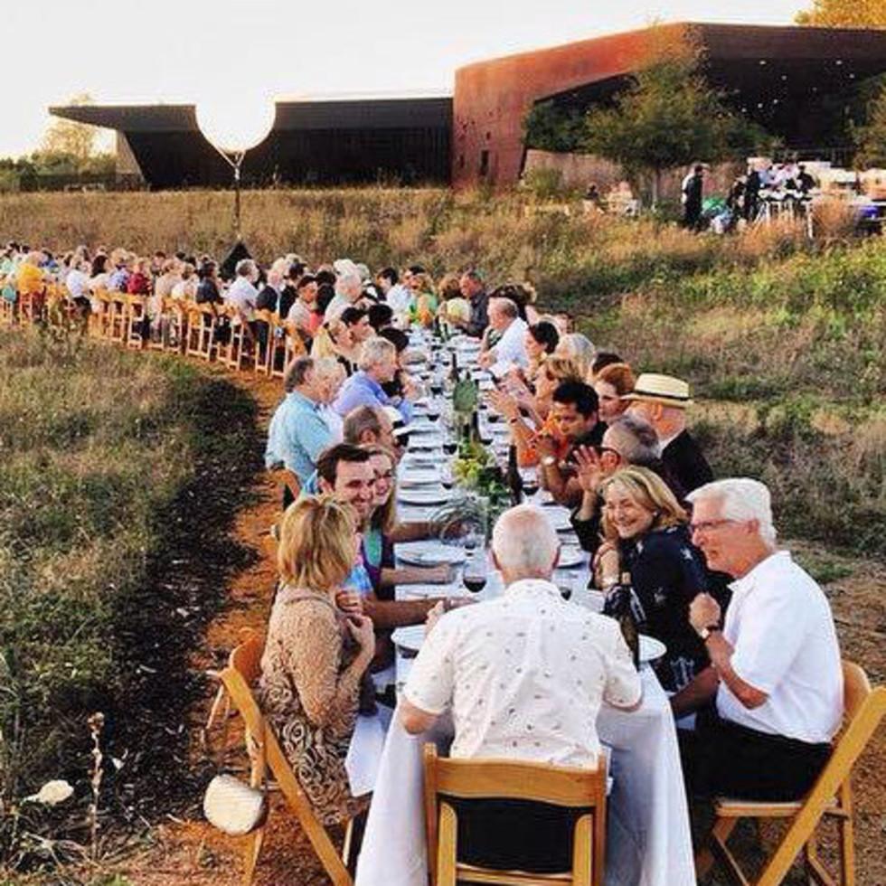 Songbird Supper, Trinity River Audubon Center