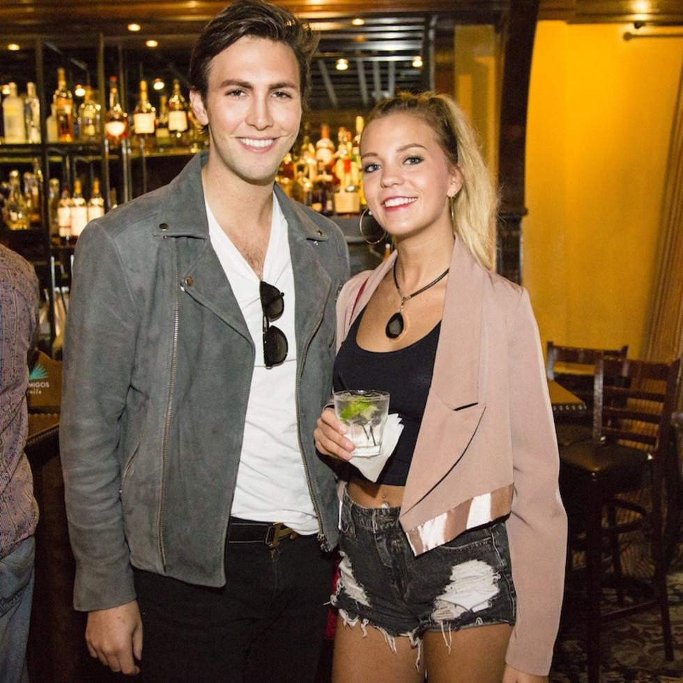 News, Shelby, Beth Muecke b'day, Oct. 2015  Matt Vandever, Brooke Evans