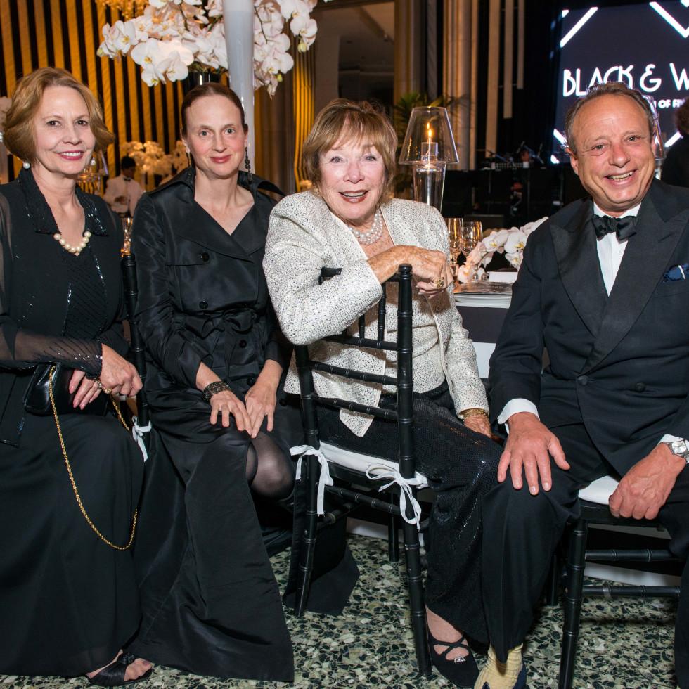 News, Shelby, Museum of Fine Arts gala, Oct. 2015,  Brit Elders, Alexandra Kotur, Shirley MacLaine, Jonathan Becker