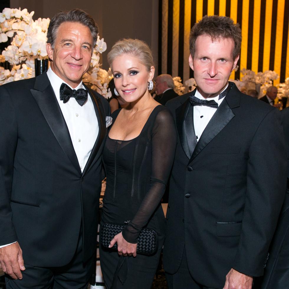 News, Shelby, Museum of Fine Arts gala, Oct. 2015, Steve Wyatt, Joyce Echols, Brad Wyatt