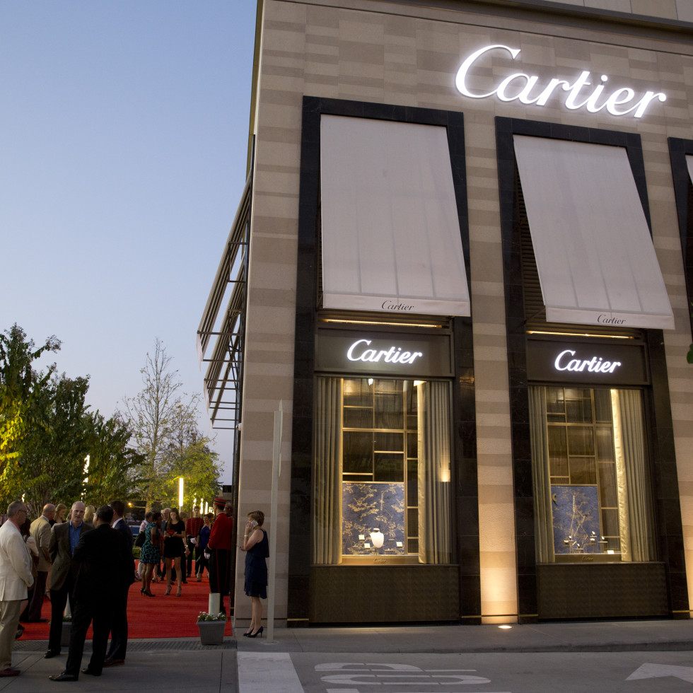 News, Shelby, Cartier opening, Oct. 2015
