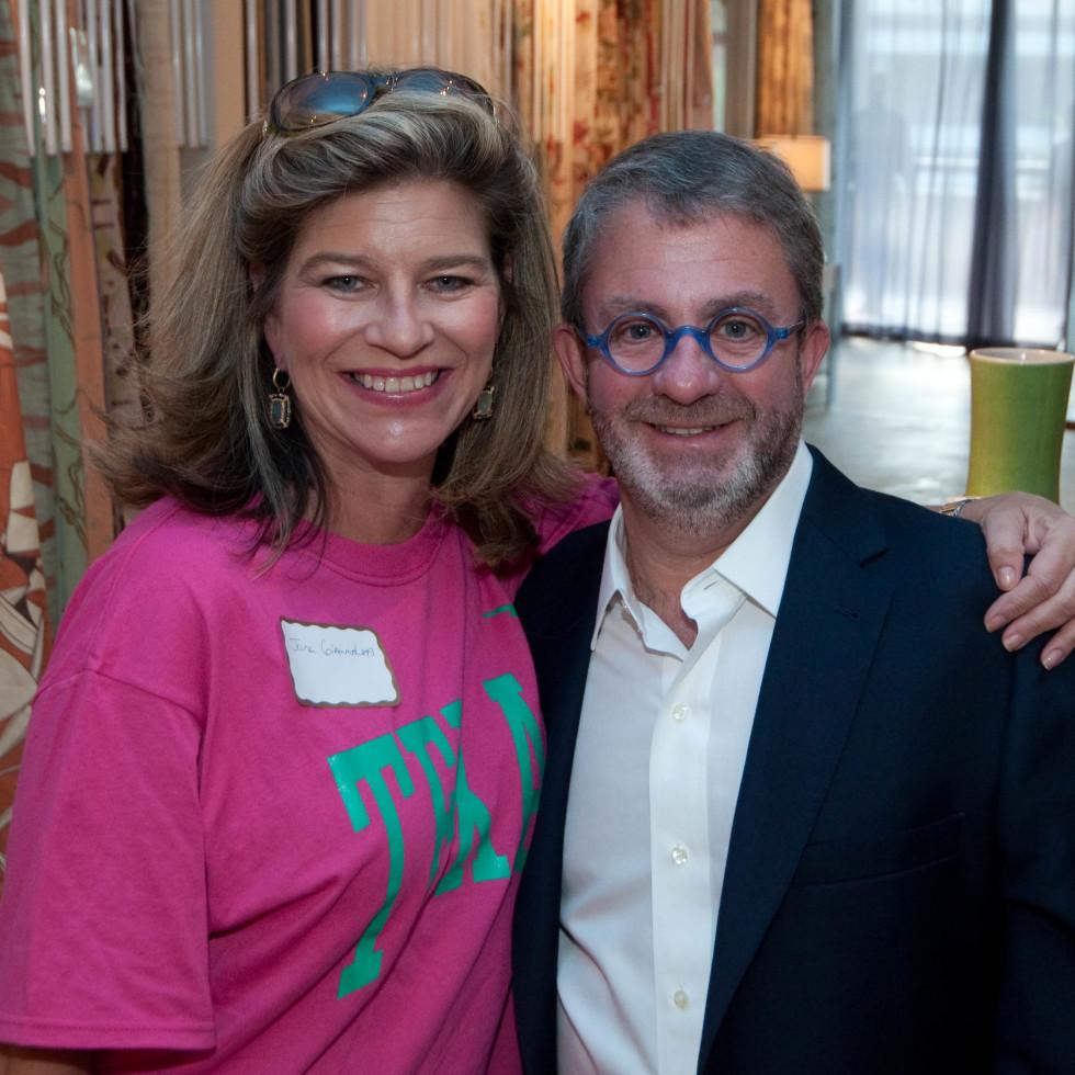 News, Shelby, Cancer Below the Belt, Sept. 2015, Jana Giammalva, Ken Kehoe
