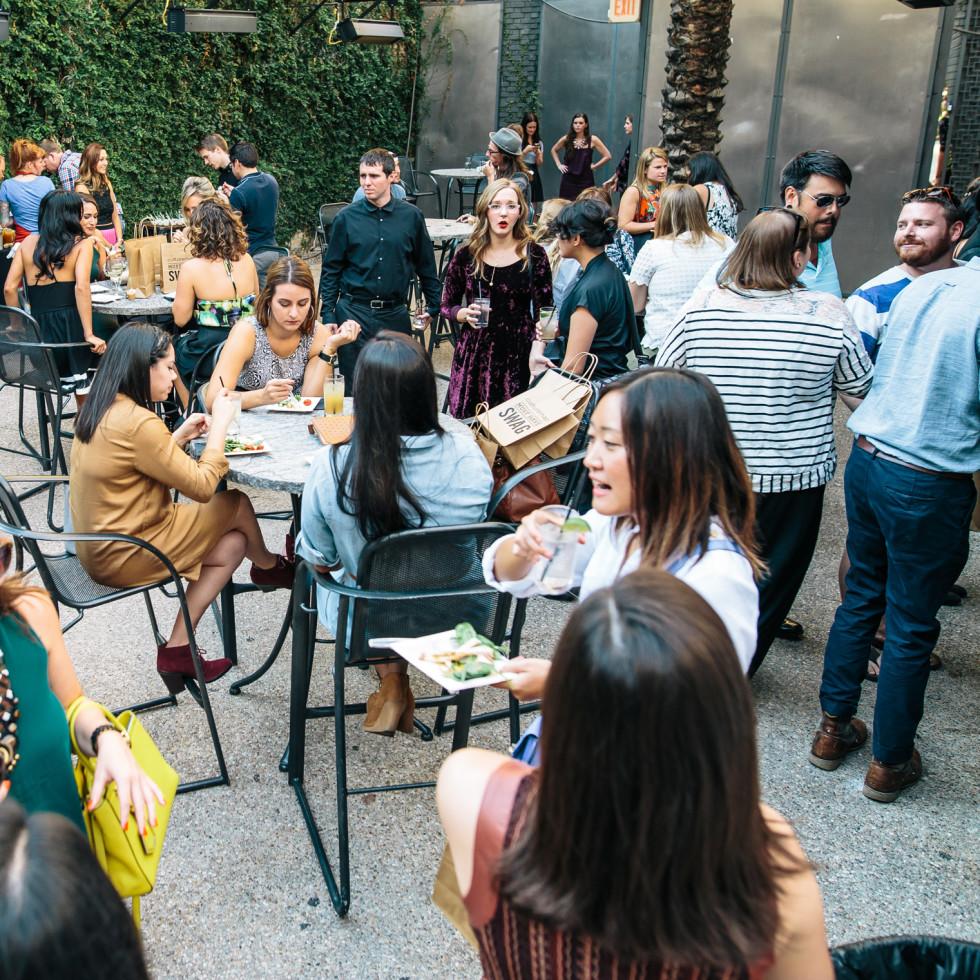 CultureMap Austin Social: Style Edition at the Belmont