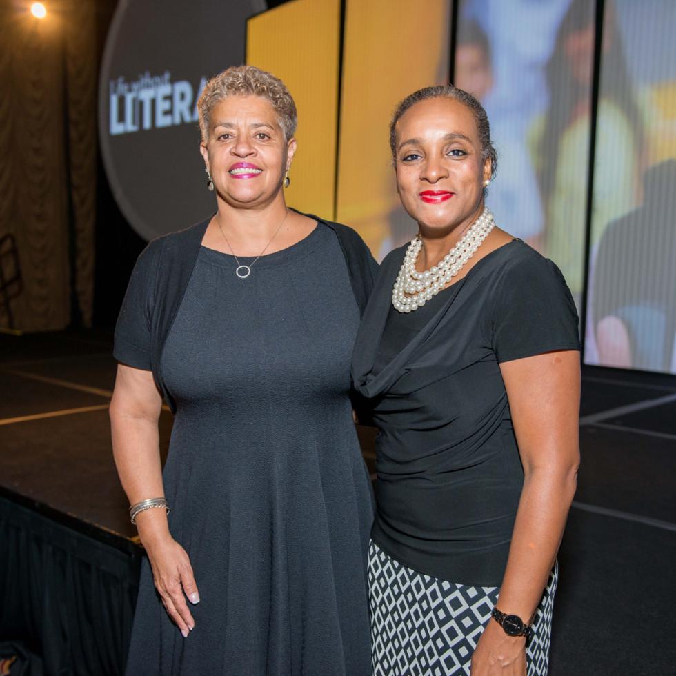 News, Shelby, Life Without Literacy,  Carolyn Evans-Shabazz, Rhonda Skillern-Jones;