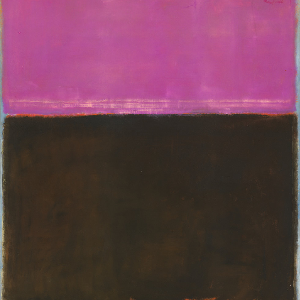 Mark Rothko Retrospective: Untitled, 1953