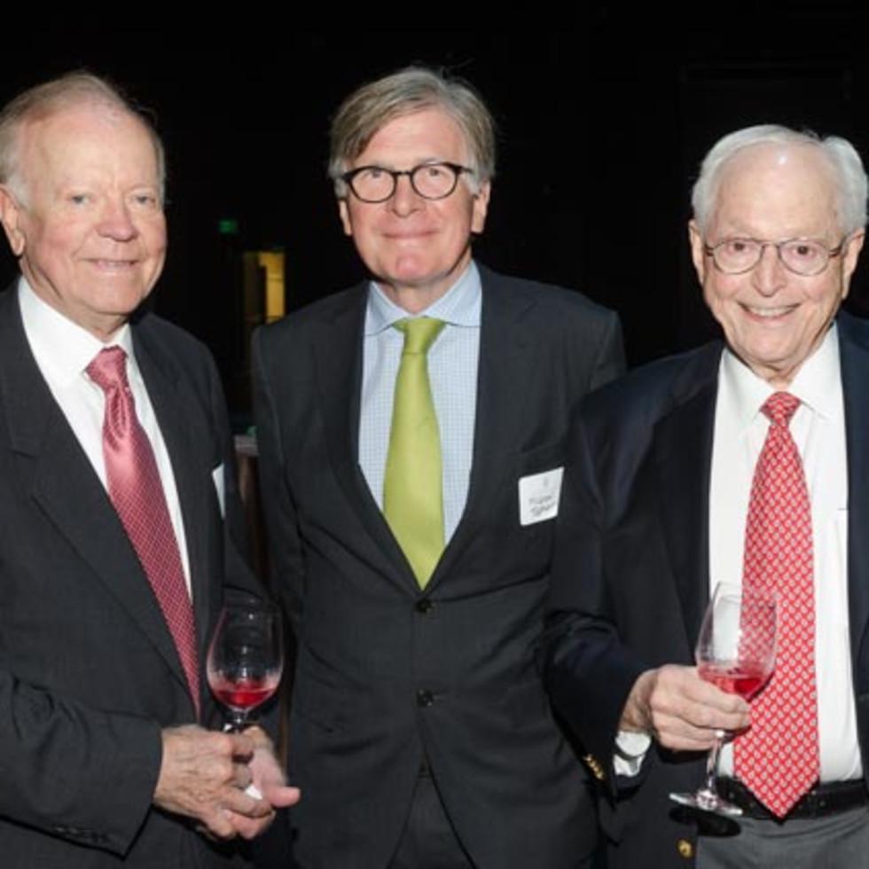 News, Shelby, Gerald Hines 90th birthday, Sept. 2015, Dee Osborne, Michael Topham, John Duncan