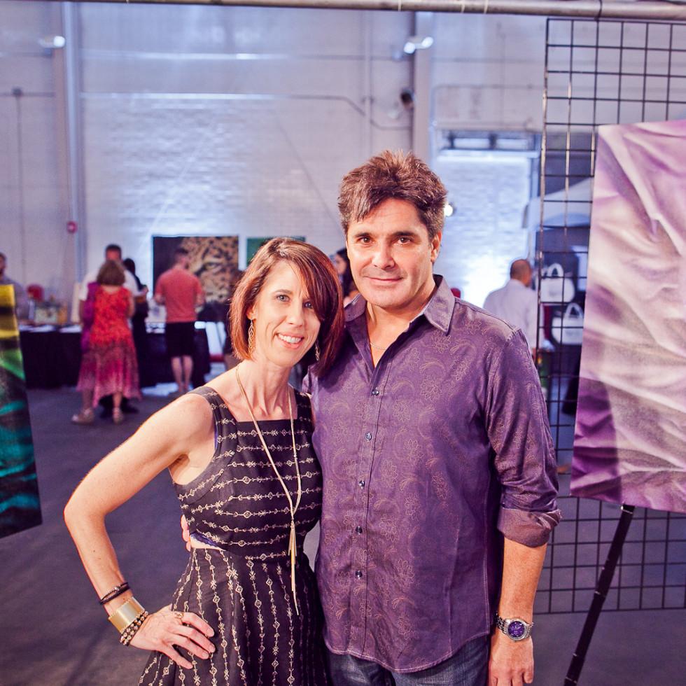 News, Joel, Mini Murals, Sept. 2015, Brandi Coatsworth, Vic Tamborella