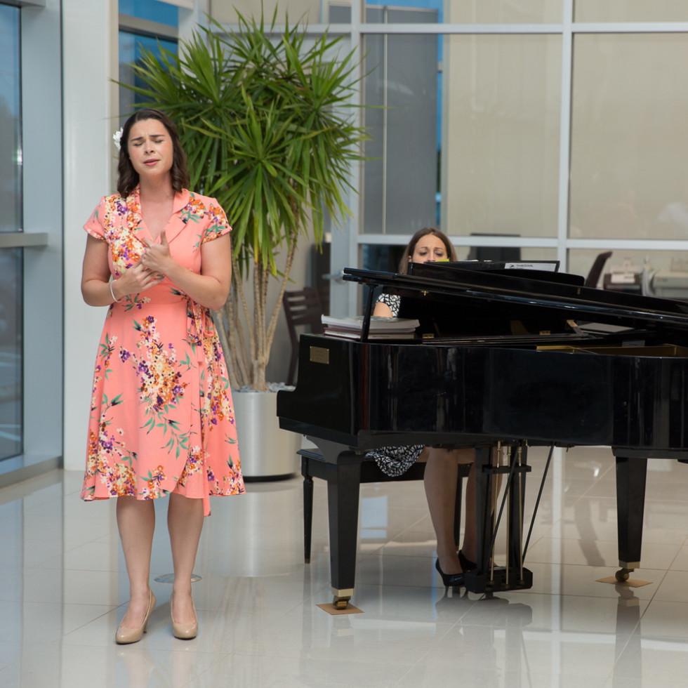Opera in the Heights Donata Cucinotta, Bethany Self