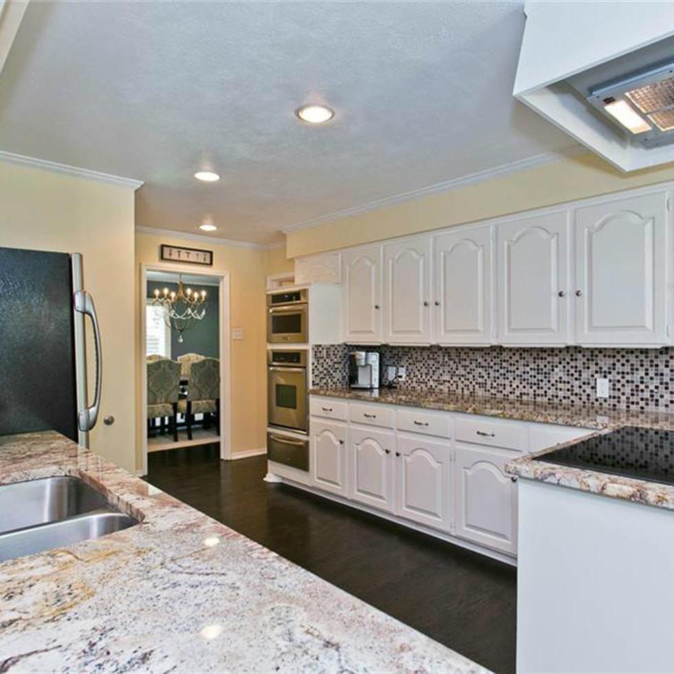 Kitchen at 9722 Boedecker in Dallas