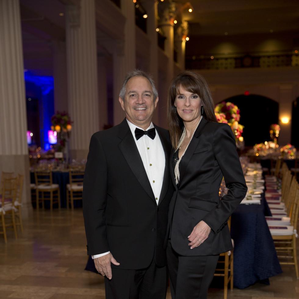 News, Shelby, Houston Symphony Opening Night, Sept. 2015, Andrew Kaldis, Catherine Kaldis