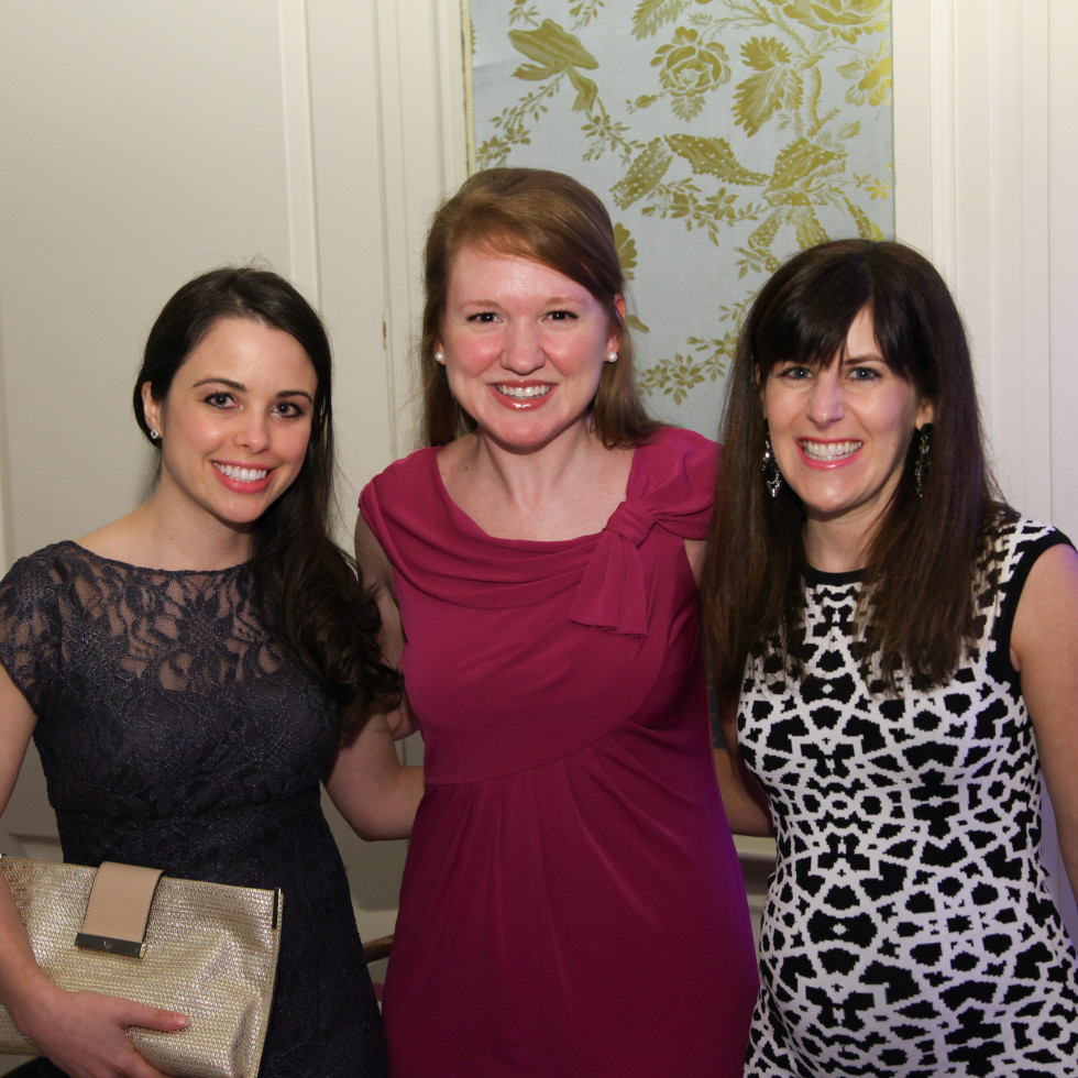 News, Shelby, Junior League Luncheon, Sept. 2015 , Sara Rogers, Lauren Loupe, Lauren Mills