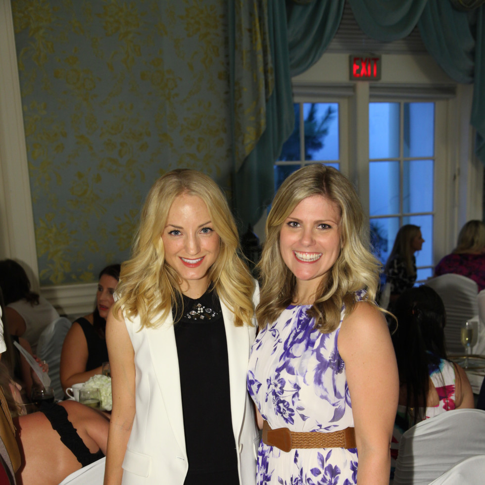 News, Shelby, Junior League Luncheon, Sept. 2015 , Kyndal Johnson, Caroline Cron, Teri Mesquita