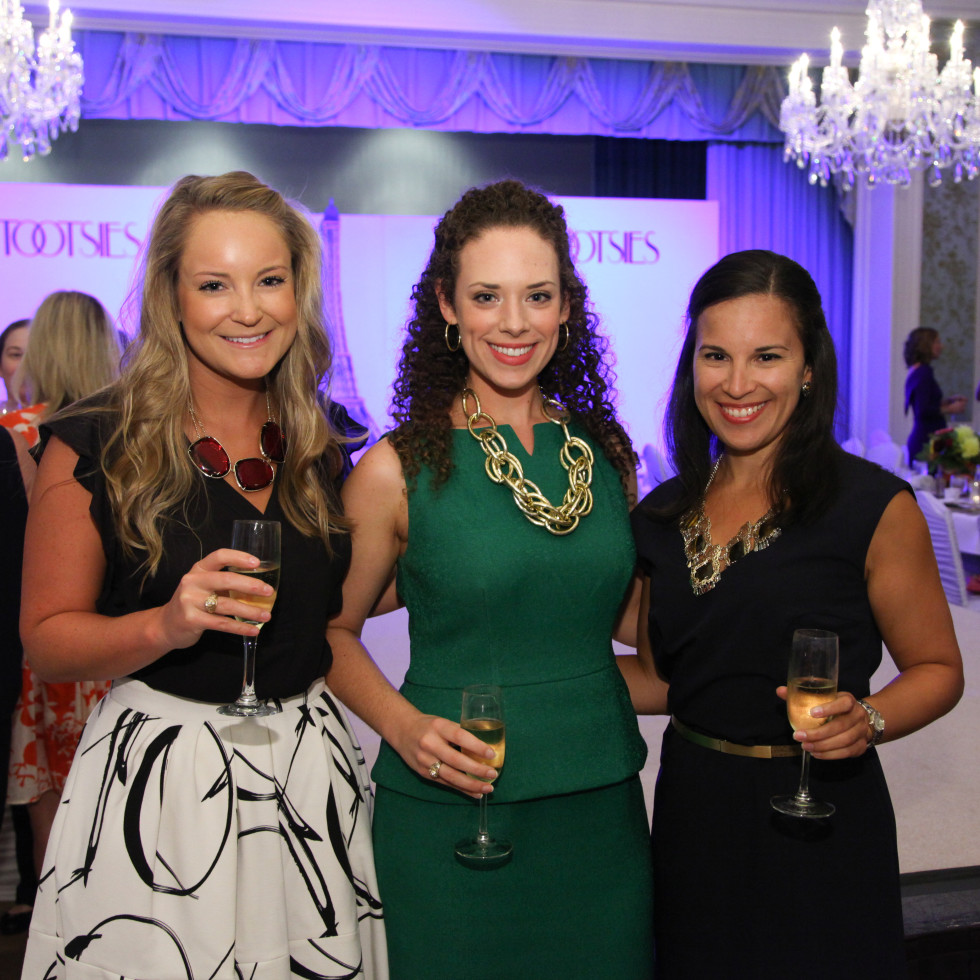 News, Shelby, Junior League Luncheon, Sept. 2015,Kyndal Johnson, Caroline Cron, Teri Mesquita