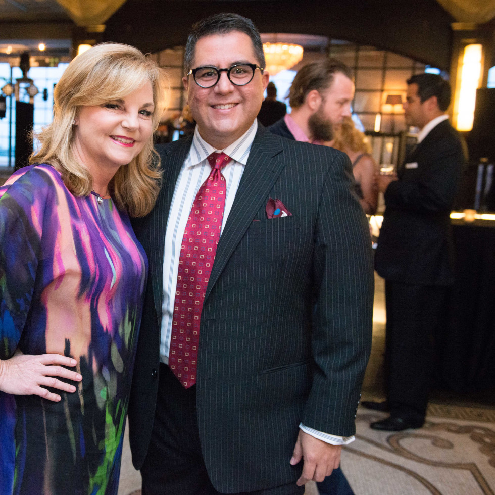News, Shelby, Pet Set Gala, Sept. 2015, Kim Padgett, Dr. Roland Maldonado