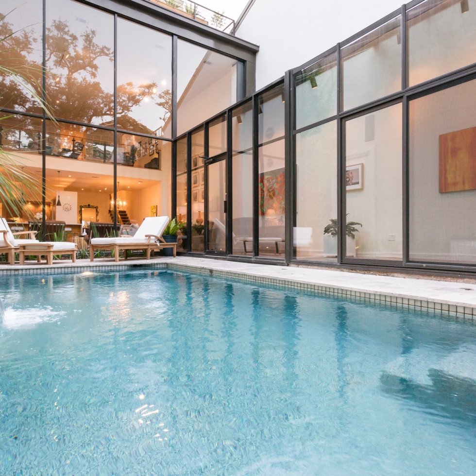 Houston, 1203 Berthea, September 2015, pool