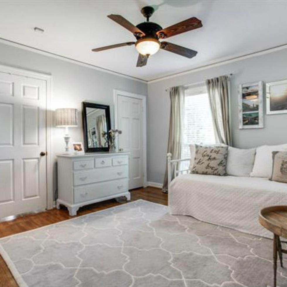 Bedroom at 6051 Penrose Ave. in Dallas