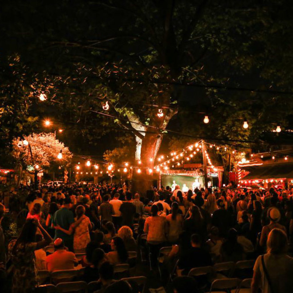 Unplugged at Shady Grove