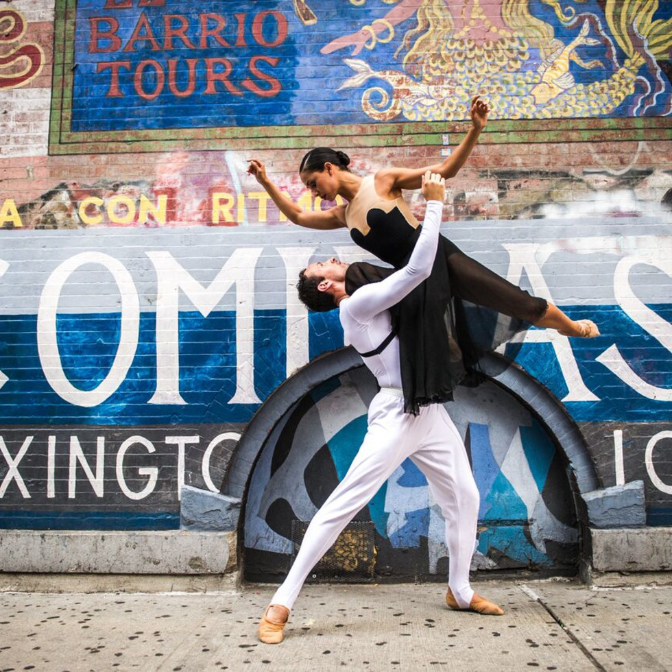 Theater District Open House 2015-SPA Ballet Hispanico