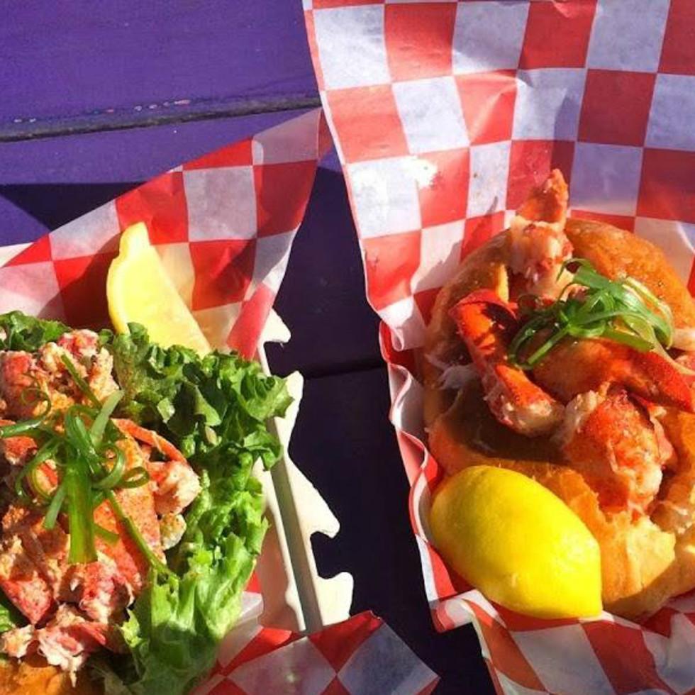 Garbos Lobster Roll