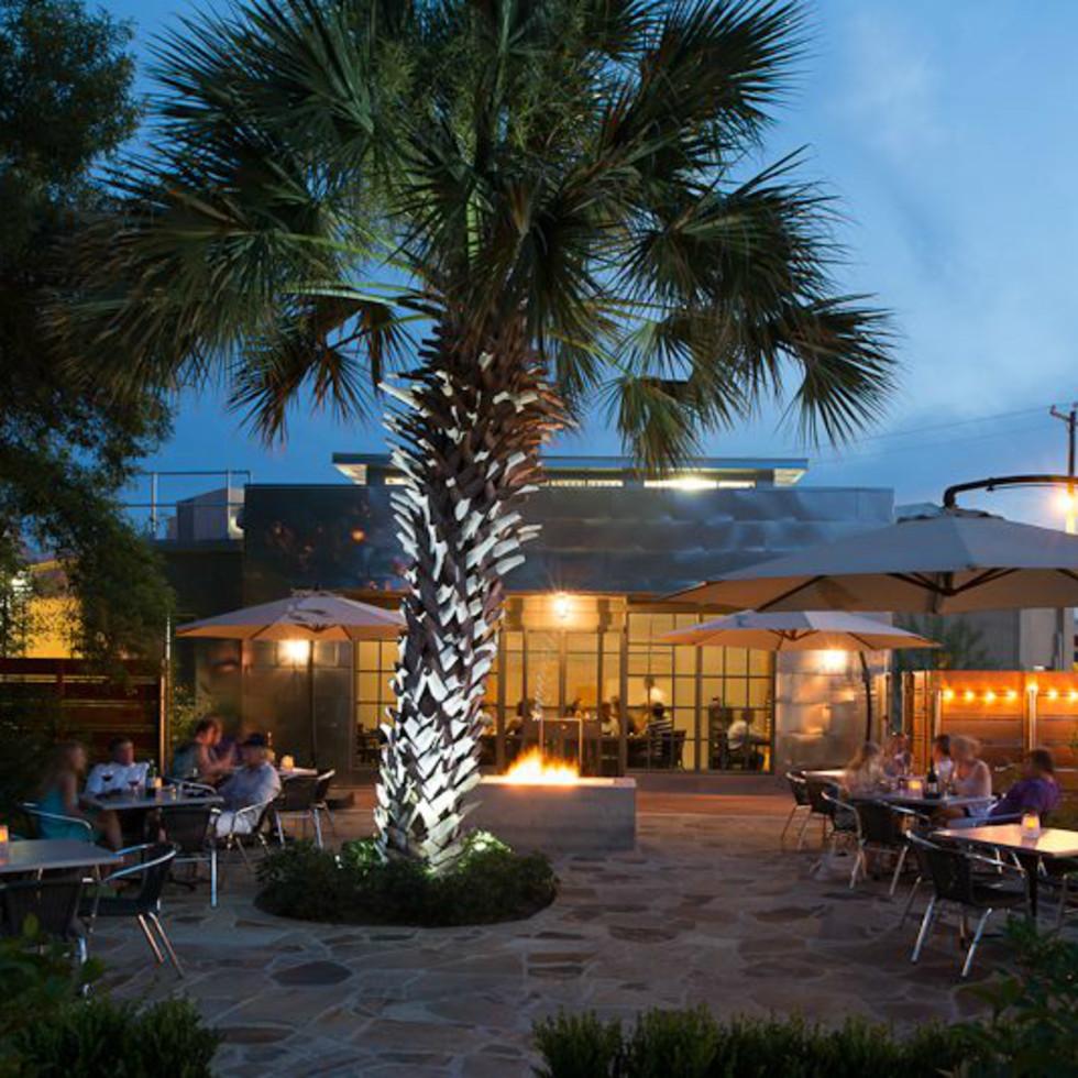 Bliss restaurant San Antonio fine dining exterior
