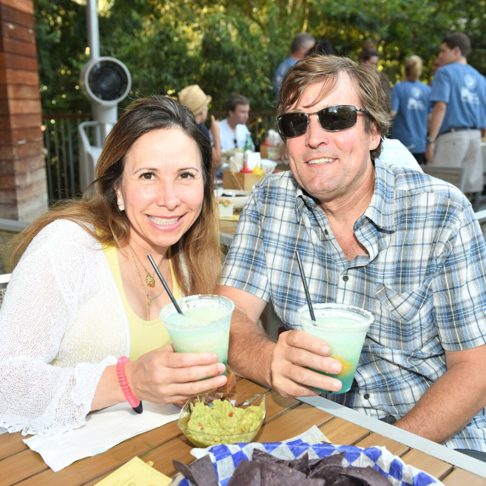 News, Shelby, Thread Alliance, Blue Moon Party, July 2015, Cindy Zatorski, Philip Trumbly