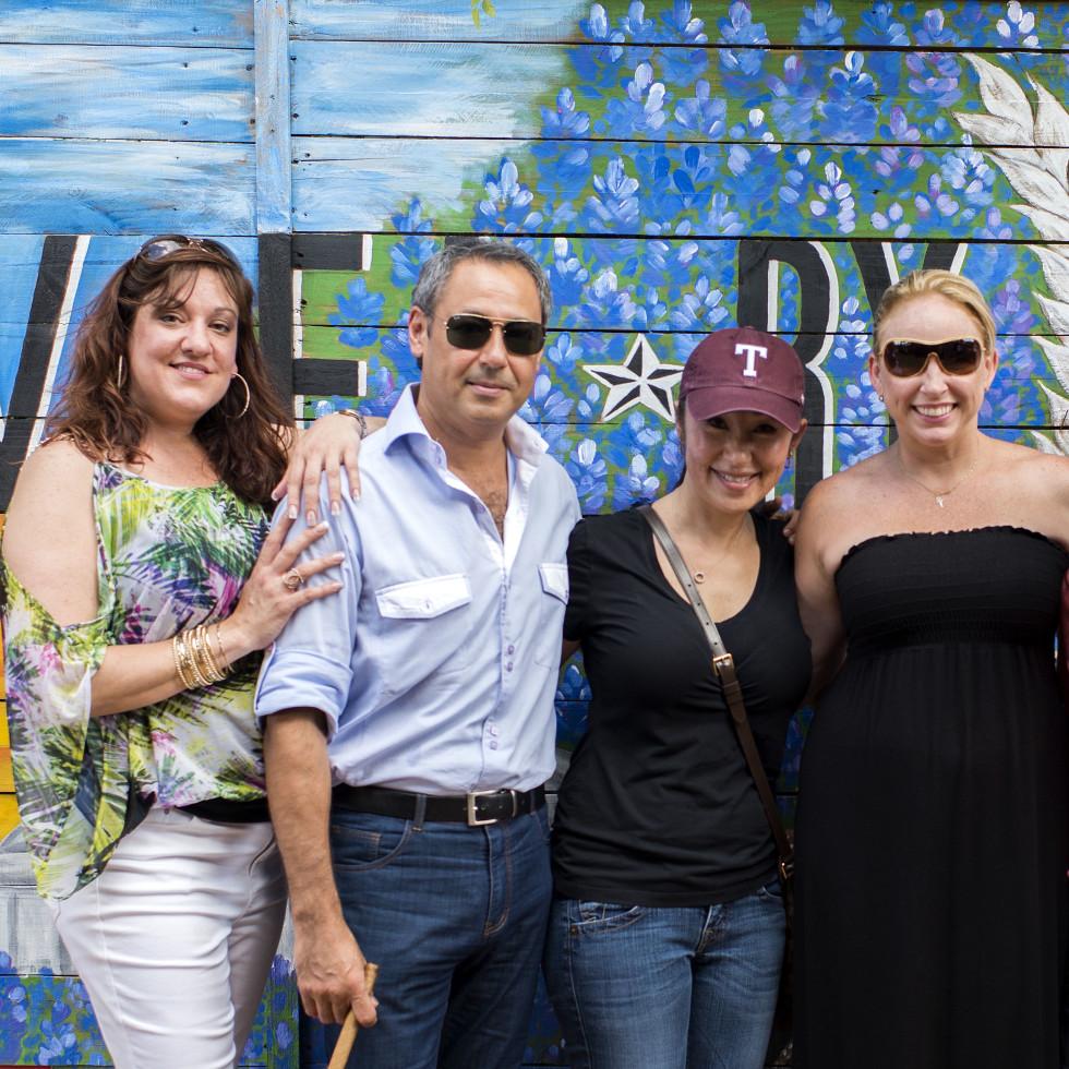 News, Shelby, Revelry party, July 2015, Michelle Hulse, Hector Villarreal, Okwha Brite, Mandy Lou David