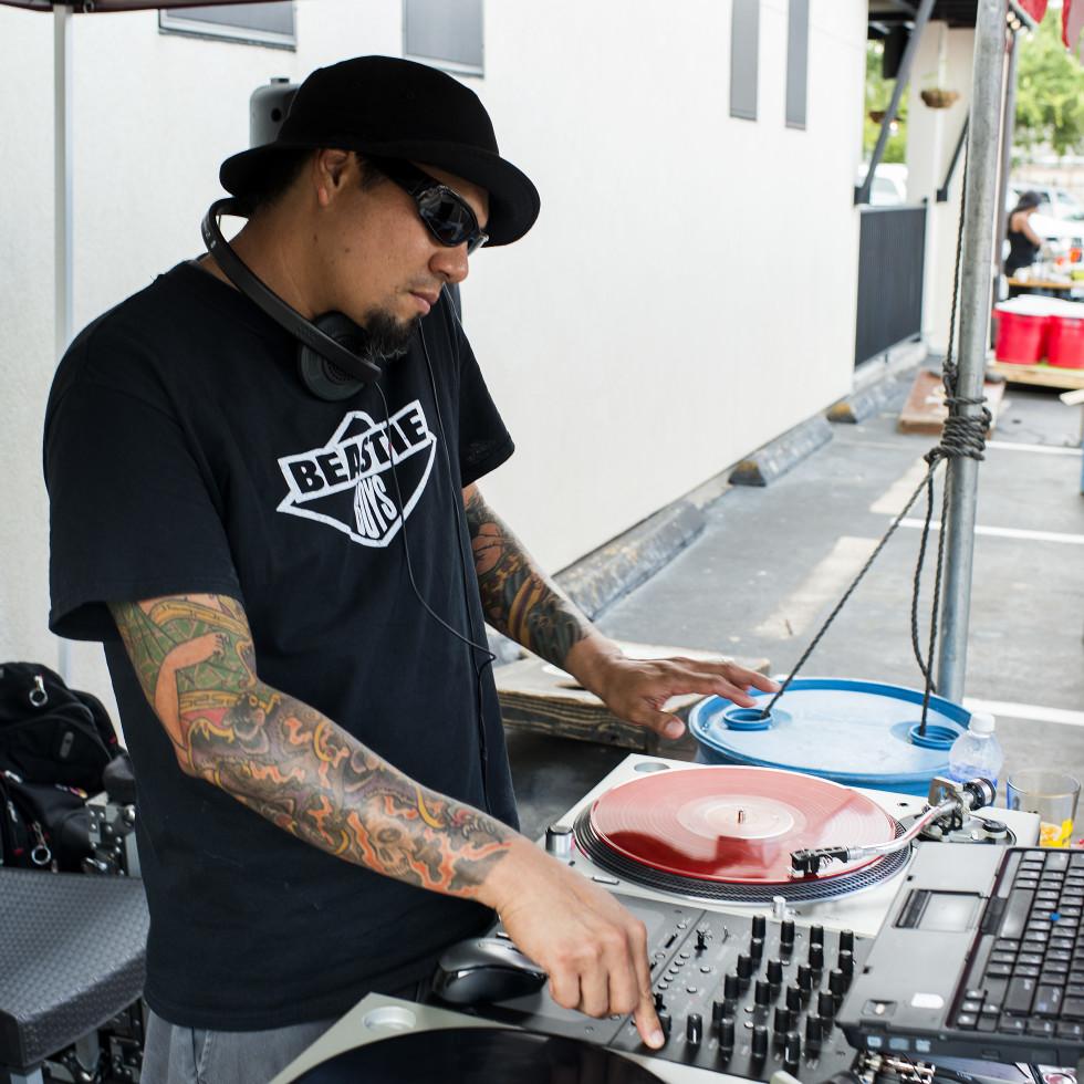 News, Shelby, Revelry party, July 2015, DJ Gus Folio