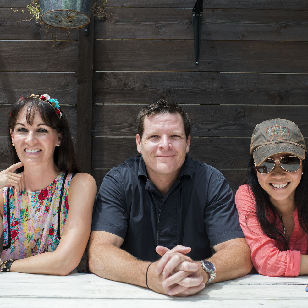 News, Shelby, Revelry party, July 2015, Beth Muecke, Brian Davey, Hanh Tran