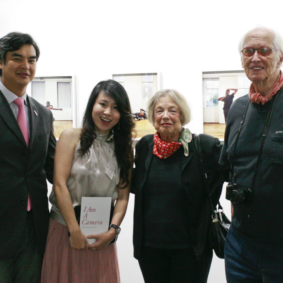 FotoFest Opening Reception Sujiro and Jane Seam, Wendy Watriss and Fred Baldwin