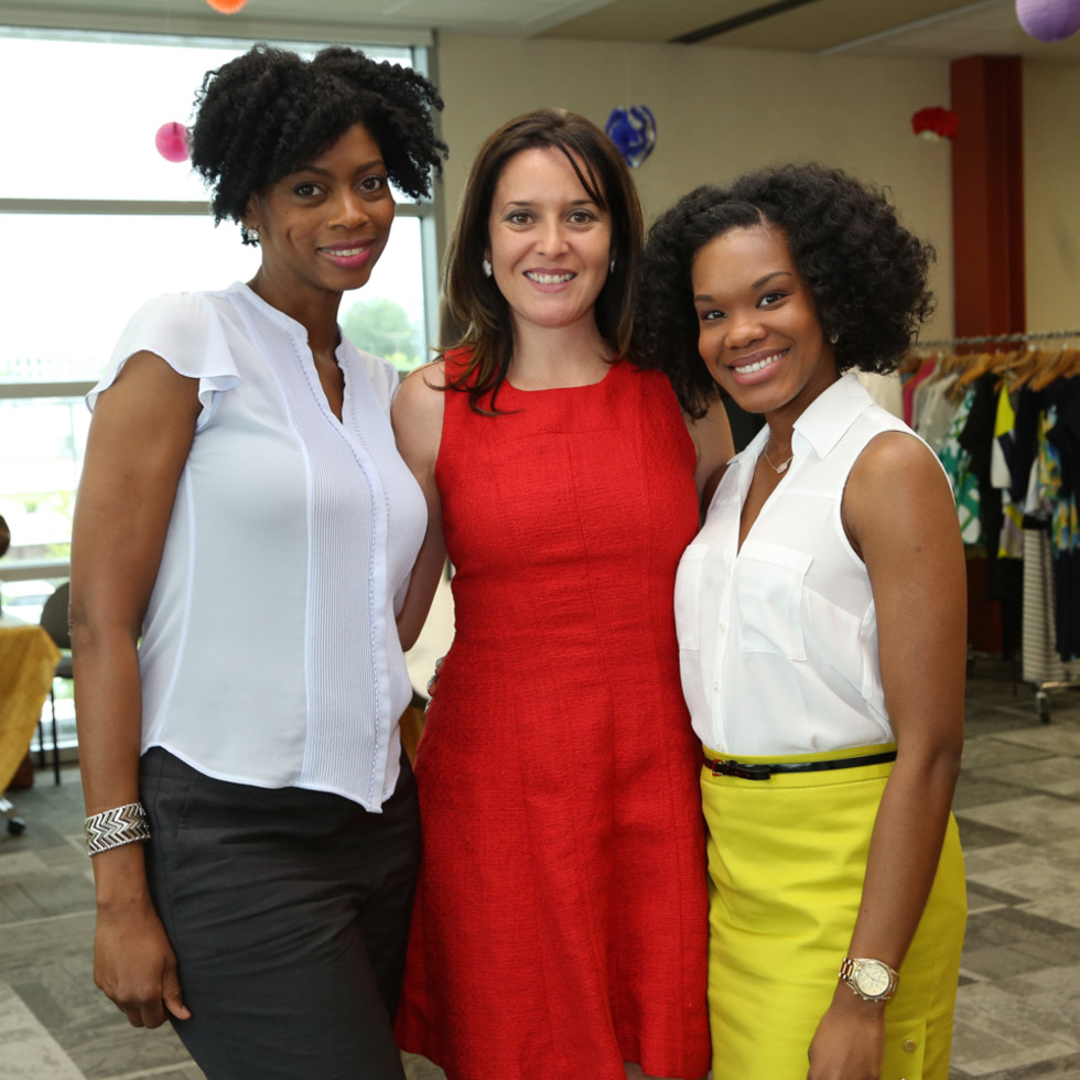 WOW Membership Fiesta 2015 Angela Williams, Danielle Rios, Rachel Garrett