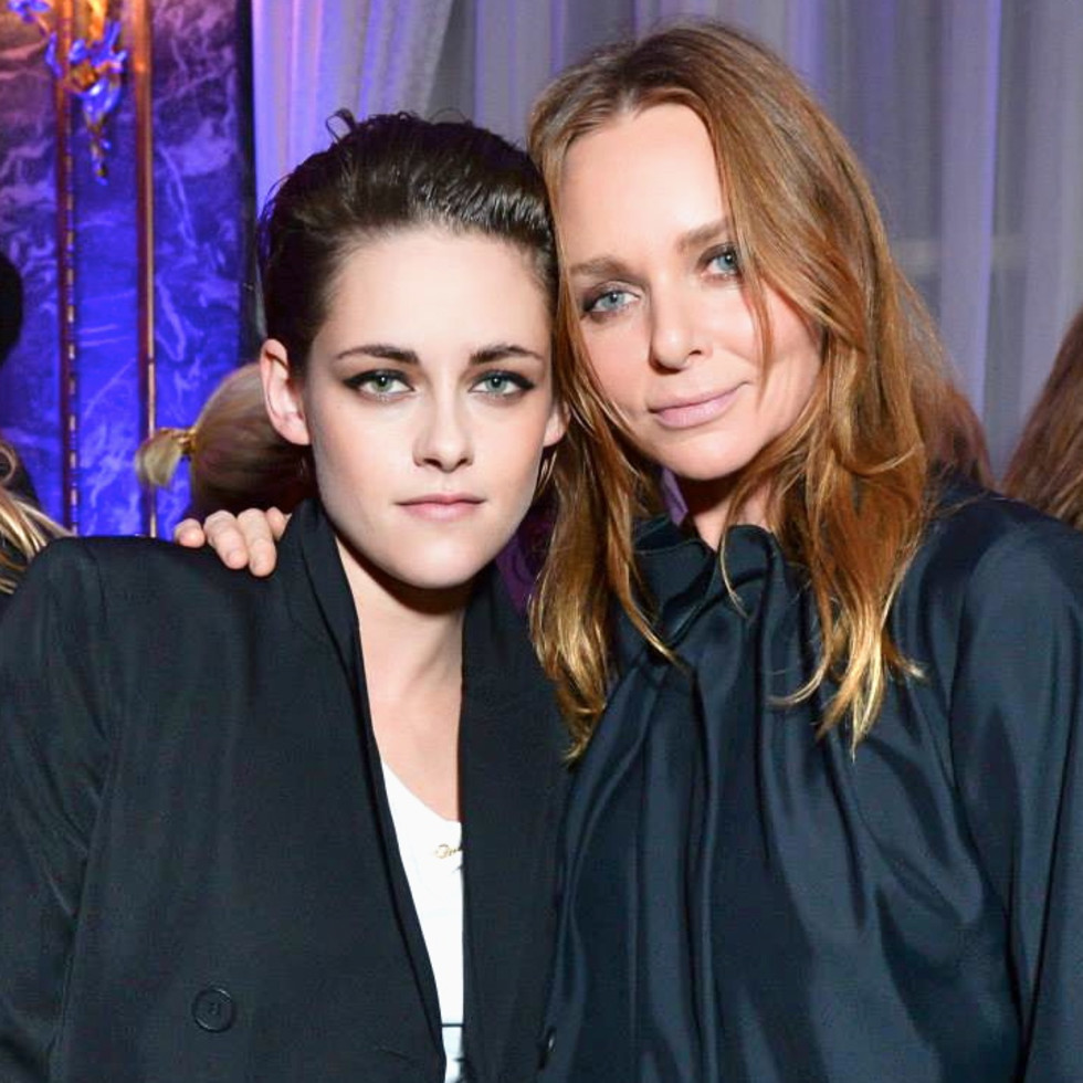 Houston, River Oaks District, June 2015, Kristen Stewart, Stella McCartney