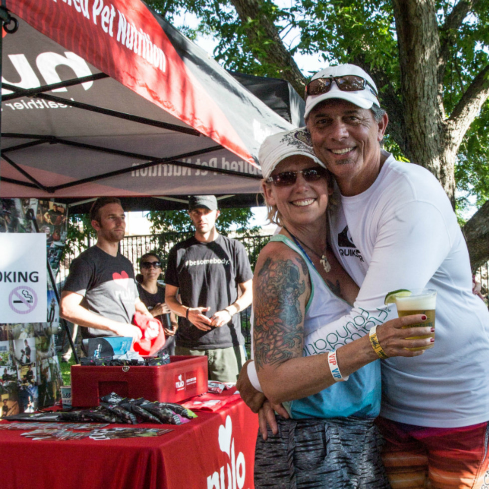 Tyler's Dam That Cancer_Flatwater Foundation_Happy Hour_Toni Spangler_Deno Spangler_2015