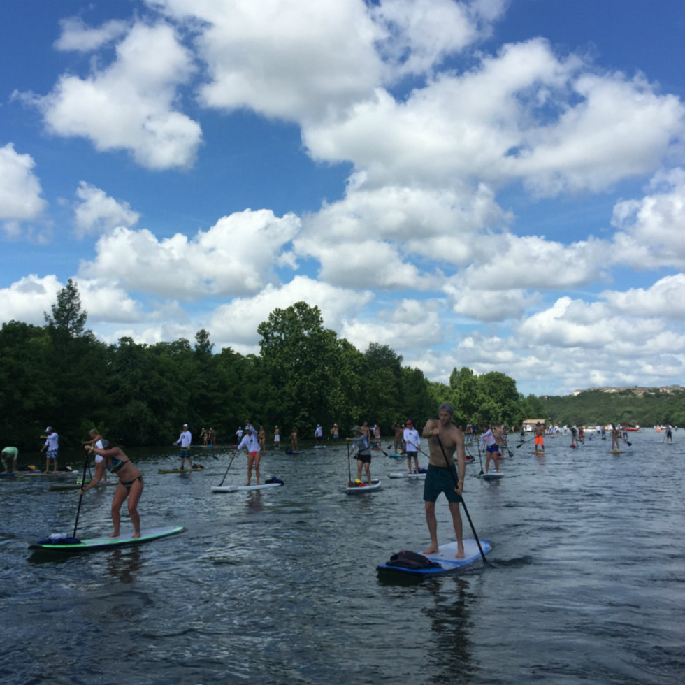 Tyler's Dam That Cancer_Flatwater Foundation_stand up paddle boarding_Lake Austin_2015