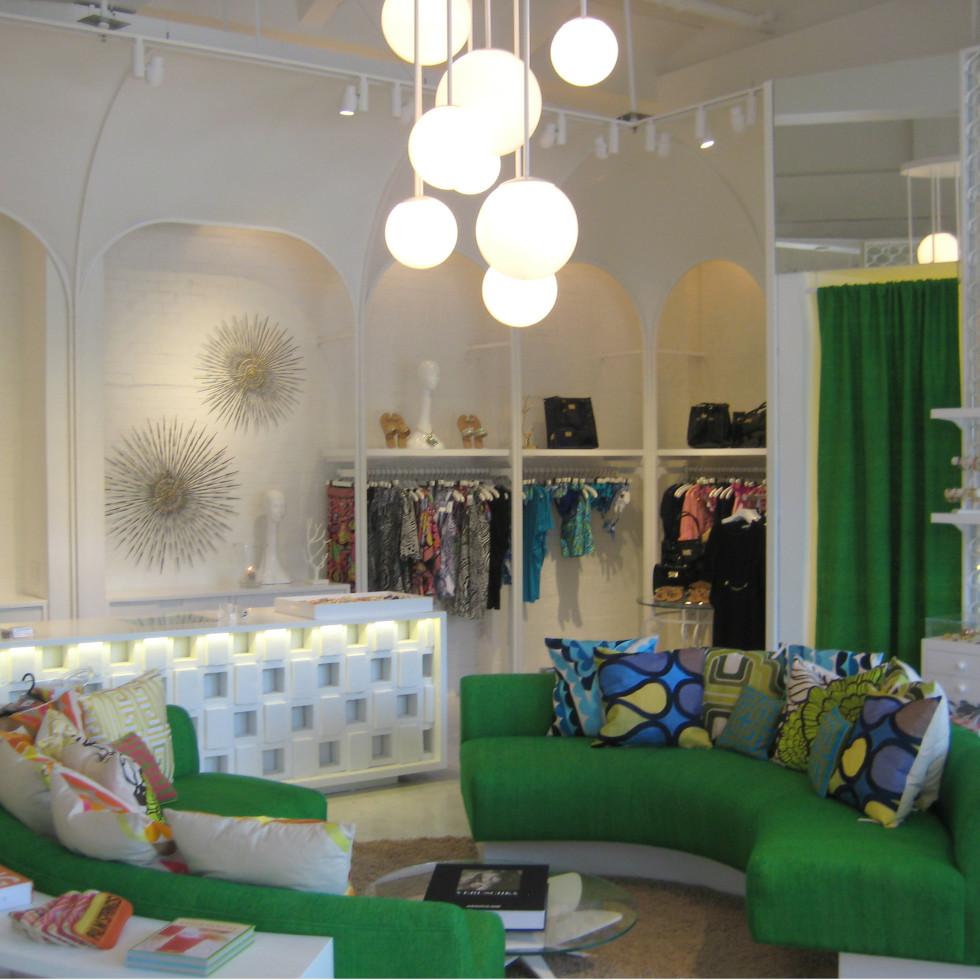 Trina Turk store in California