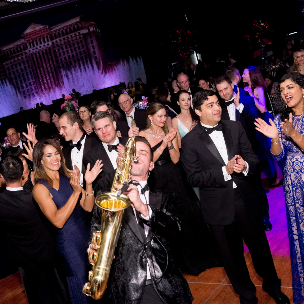 Houston, Houston Symphony Ball, May 2017, after party