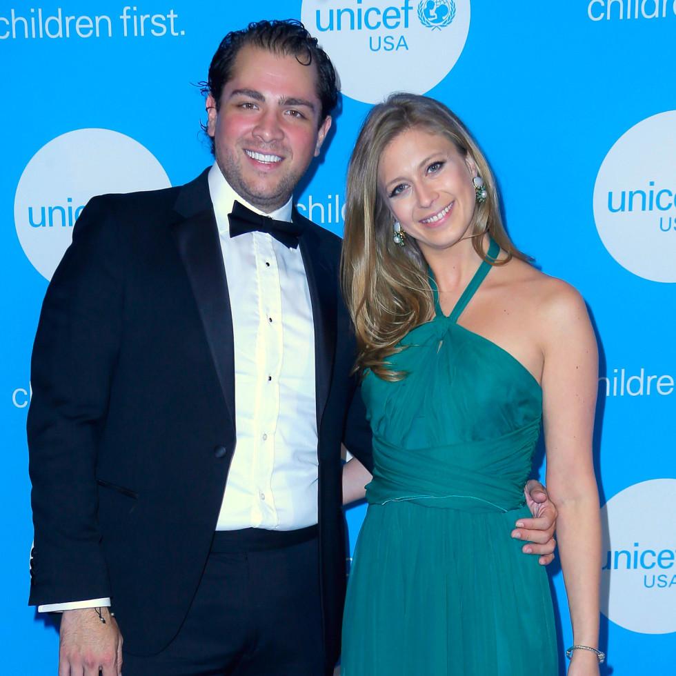 Houston, UNICEF Audrey Hepburn Society Ball, May 2017, Guillermo Sierra, Princess Tatiana Galitzine