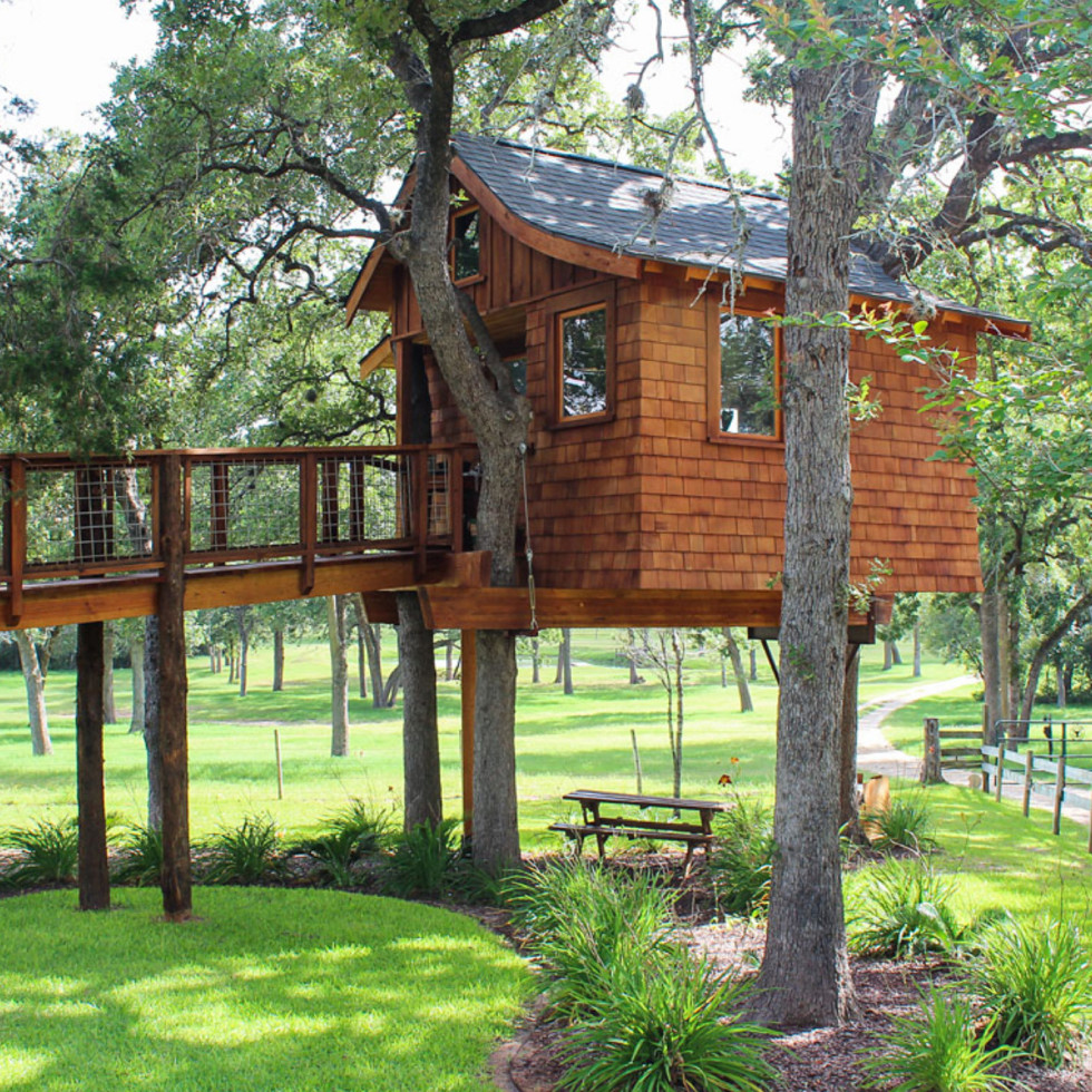 Treehouse Spa at Davis Ranch