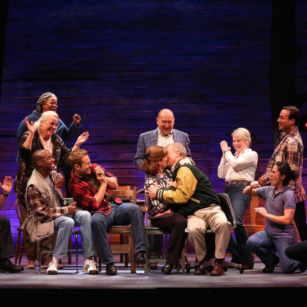 Come From Away cast