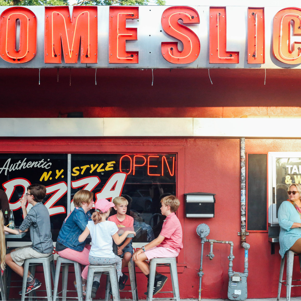 Home Slice Pizza South Congress