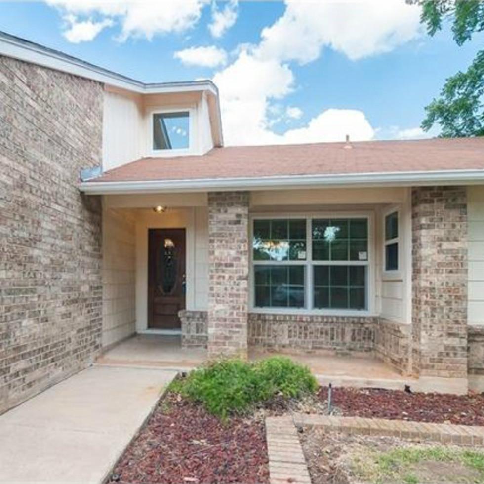 Home for sale in Milwood neighborhood Austin