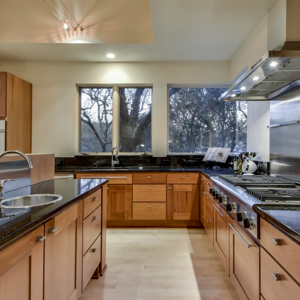 1200 Barton Creek Blvd Austin house for sale kitchen