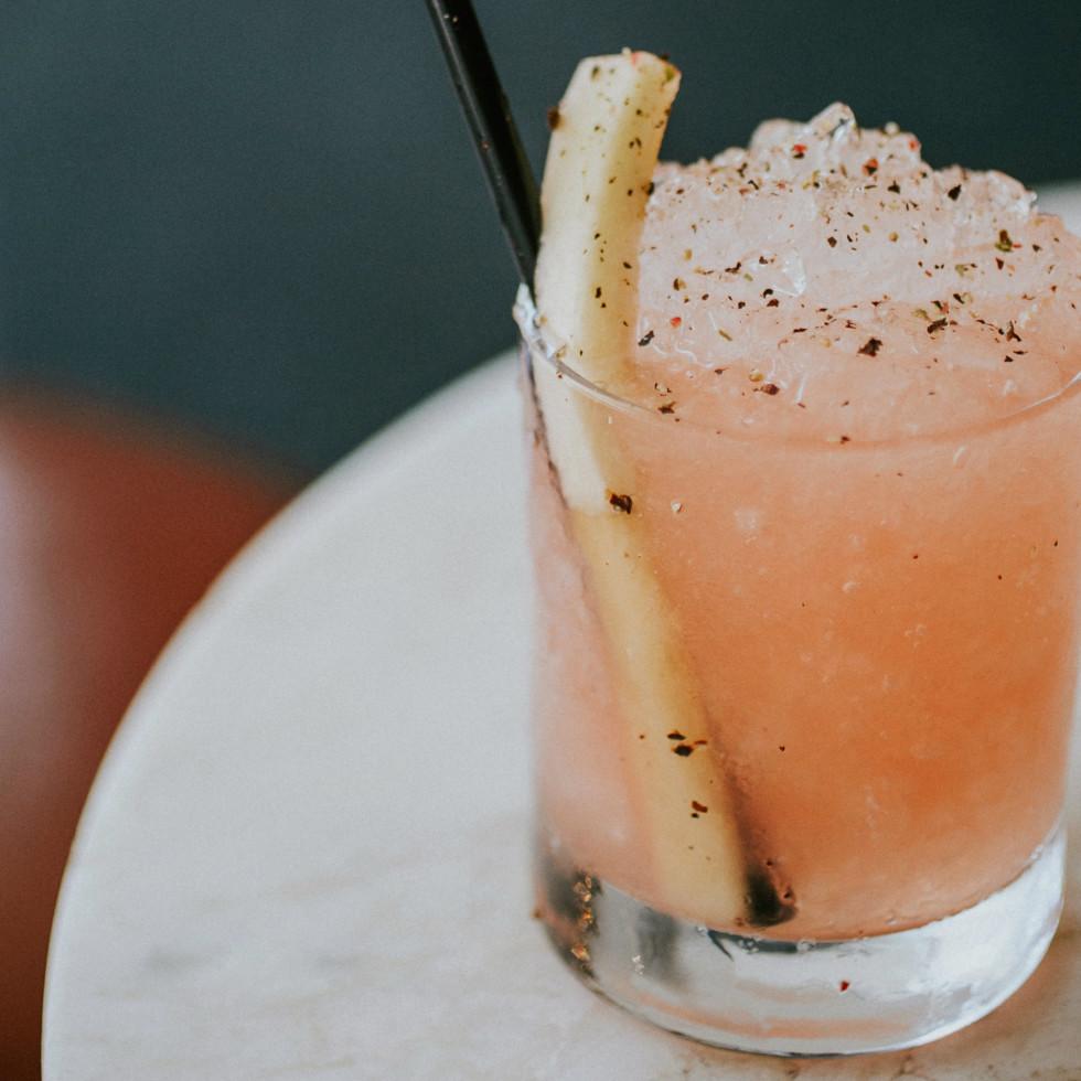 Watermark cocktail at Garage