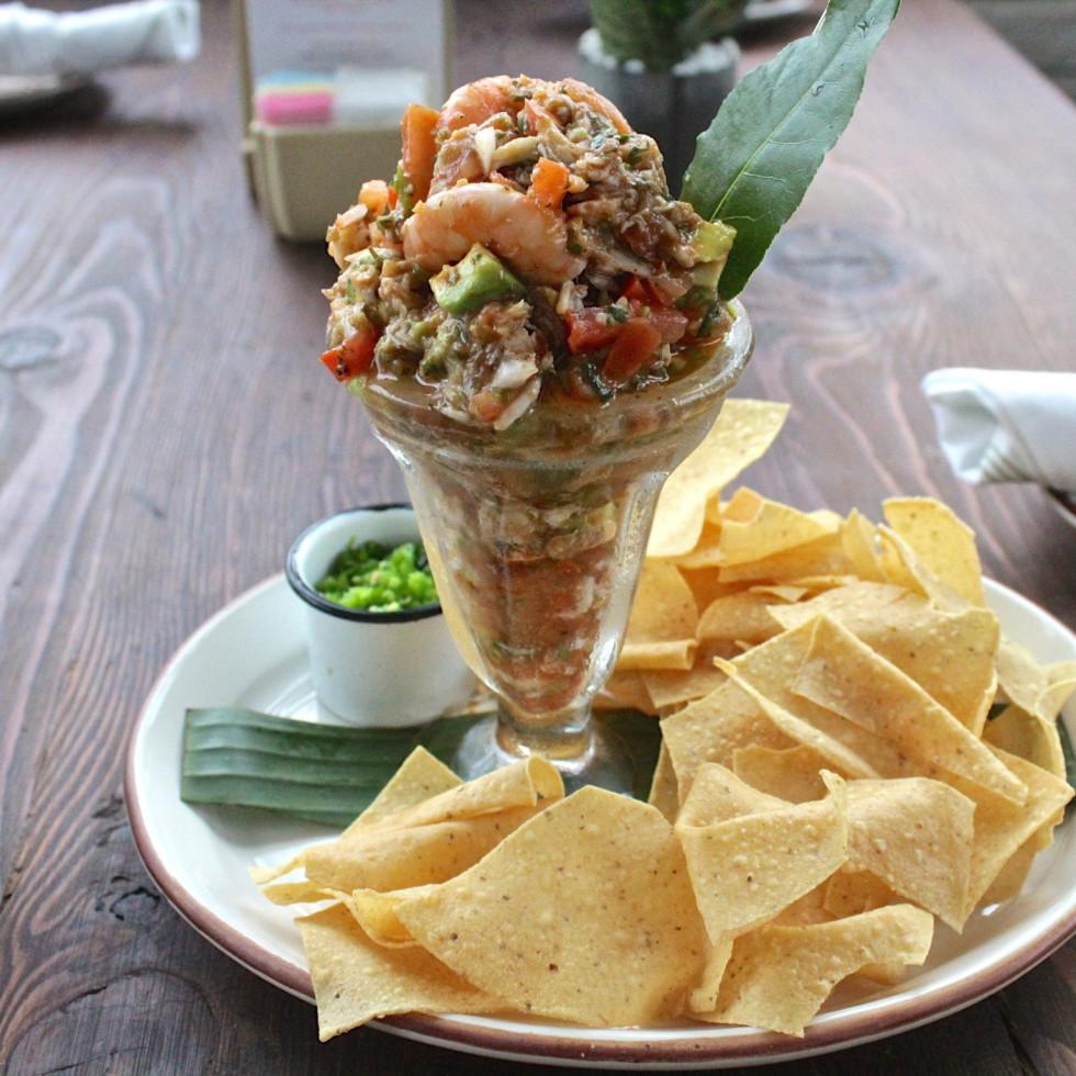 Goode Co Kitchen and Cantina campechana extra