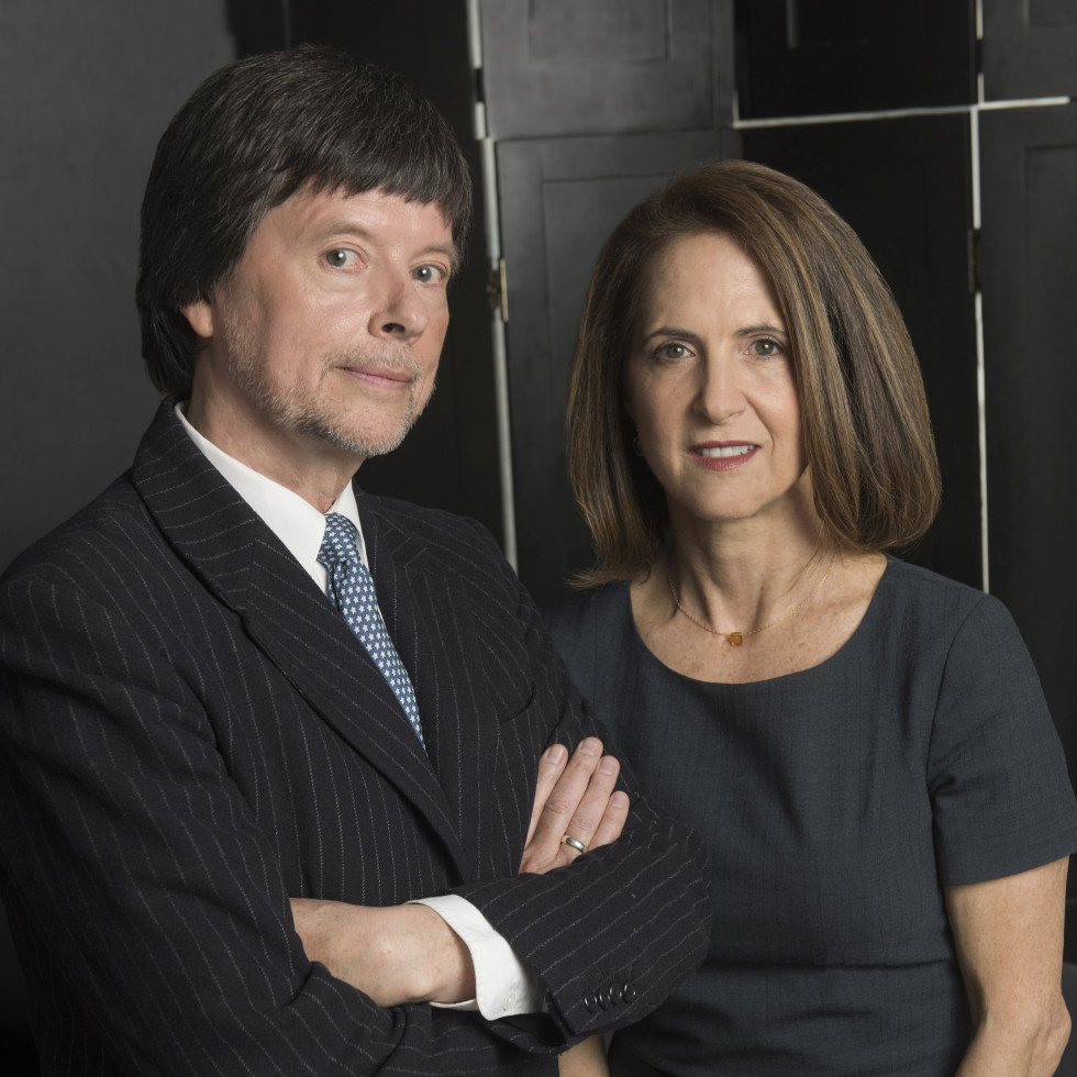 Ken Burns, Lynn Novick filmakers The Vietnam War