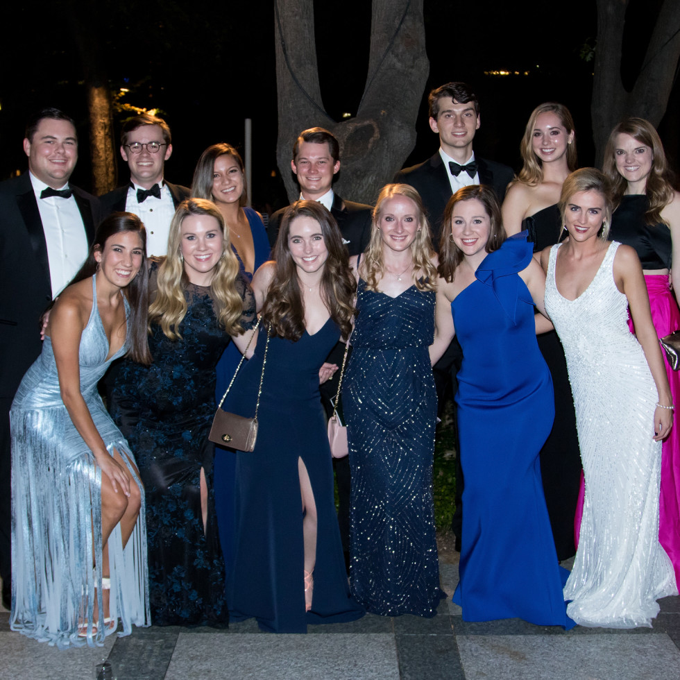 Dallas Symphony Orchestra Gala 2017 attendees